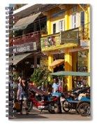 Siem Reap 03 Spiral Notebook