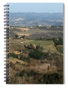 Siena 4 Spiral Notebook