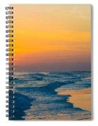 Siesta Key Sunset Walk Spiral Notebook