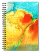 Siesta Sunrise Spiral Notebook
