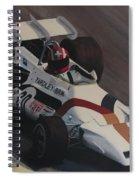 Siffert At Speed Spiral Notebook