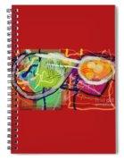 Sigh 1 Spiral Notebook