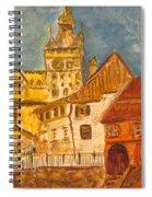 Sighisoara Spiral Notebook