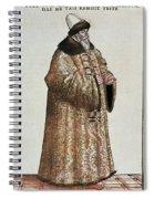 Sigismund Von Herberstein (1479-1533) Spiral Notebook
