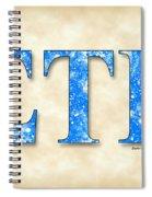 Sigma Tau Gamma - Parchment Spiral Notebook