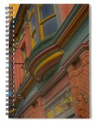 Sign - Frederick Inn Steakhouse And Lounge Spiral Notebook