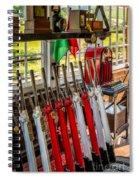 Signal Box Spiral Notebook