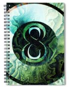 Signs Point To Yes Spiral Notebook