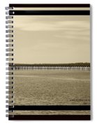 Silance Bridge Spiral Notebook