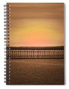 Silence 3 Spiral Notebook
