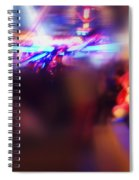 Silence Of The Noise Spiral Notebook