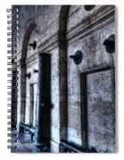 Silent Cannons Spiral Notebook