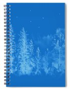 Silent Night  Holy Night Spiral Notebook