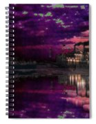 Silent River Spiral Notebook