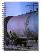 Silent Running Spiral Notebook