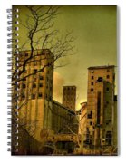 Silent They Stand Spiral Notebook
