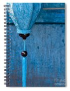 Silk Lantern 01 Spiral Notebook