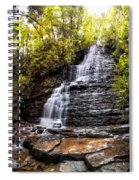 Silky Waters Spiral Notebook