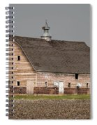 Silo And Barn Spiral Notebook