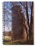 Silos Spiral Notebook