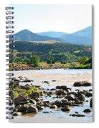 Silt Colorado Spiral Notebook