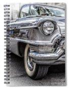 Silver Caddy 2 Spiral Notebook