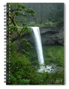 Silver Falls 1 In Oregon Spiral Notebook