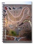 Silver Gull Central Cairns Spiral Notebook