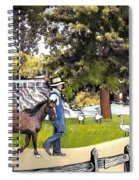 Silver Lake Mill-shenandoah Valley Spiral Notebook
