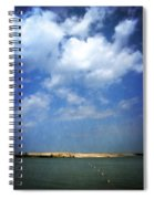 Silver Lake Sand Dunes 2.0 Spiral Notebook