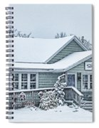 Silver Lining Gallery 6805 Spiral Notebook