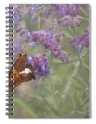 Silver Spotted Skipper Spiral Notebook
