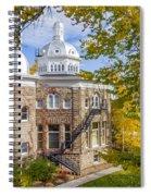 Silver State Autumn Spiral Notebook