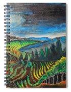 Silverado Trail Spiral Notebook