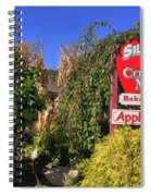 Silverman's Country Farm Spiral Notebook