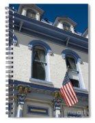Silverton Hotel Spiral Notebook
