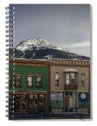 Silverton Street Scene Spiral Notebook