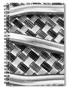 Silverware 2 Spiral Notebook