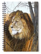 Simba Spiral Notebook