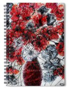 Simfoni Of Love Spiral Notebook