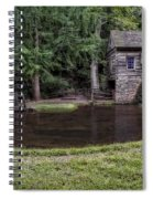 Simple Country Life Spiral Notebook