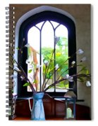 Simple Elegance Spiral Notebook
