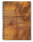Simple Messages  Spiral Notebook