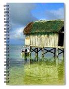 Simple Solitude Spiral Notebook