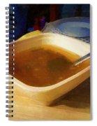 Simple Supper Spiral Notebook