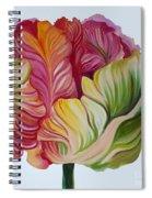 Simple Tulip Spiral Notebook