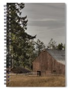 Simpler Times 2 Spiral Notebook