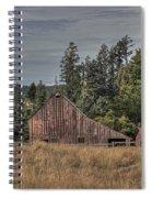 Simpler Times Spiral Notebook