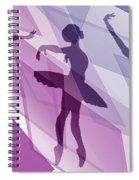 Simply Dancing 1 Spiral Notebook