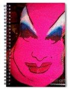 Simply Divine Spiral Notebook